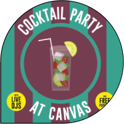 cocktail party events shoreditch canvas